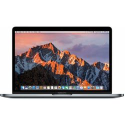 "Apple MacBook Pro 13 with Retina display Mid 2017 (Intel Core i5 2300 MHz/13.3""/2560x1600/8Gb/512Gb SSD/DVD нет/Intel Iris Plus Graphics 640/Wi-Fi/Bluetooth/MacOS X) (Z0UH000KL) (черно-серый)"
