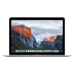 "Apple MacBook Mid 2017 (Intel Core i7 1400 MHz/12""/2304х1440/16Gb/512Gb SSD/DVD нет/Intel HD Graphics 615/Wi-Fi/Bluetooth/MacOS) (Z0U00002W) (серебристый)"