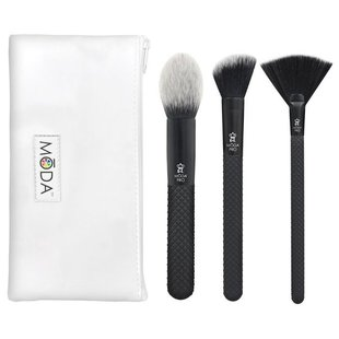 Набор кистей Royal & Langnickel Moda Pro 4pc Finishing Kit