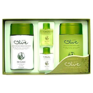 Набор 3W Clinic Olive for man fresh