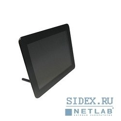 "Фоторамка Espada E-10A,  Black 2Gb 9.7"",  1024 x 768,  DivX,  M-JPEG,  MPEG 1,  2,  4,  Xvid,  ДУ"