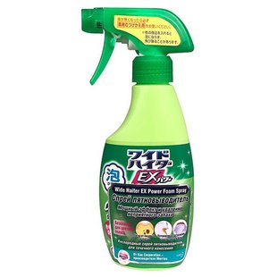 Wide Haiter пятновыводитель EX Power Foam Spray